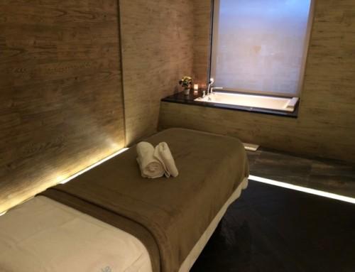 .Singaporean Vlogger Facial Massage at Sparkle Spa Taipei Taiwan