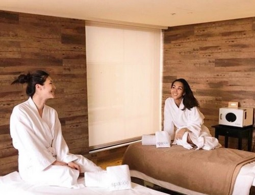 Featured in Vogue Taiwan and visited by many well known celebrities, Sparkle spa redefines the concept of the high-end boutique day spa.